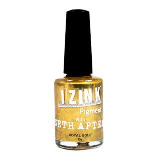 Izink Pigment by Seth Apter - Royal Gold