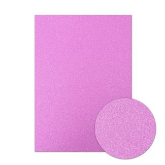 Diamond Sparkles Shimmer Card - Rose Pink