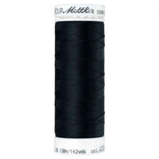 Seraflex Thread - Col 4000 - Black