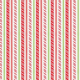 Stuart Hillard - Merry & Bright -Ribbon - Fat Quarter