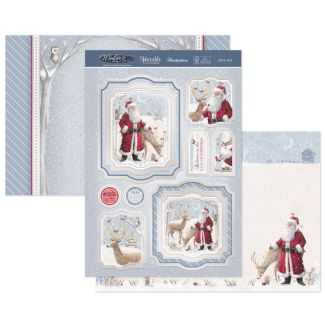 Old St. Nick Luxury Topper Set