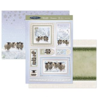 Winter Woolies Luxury Topper Set