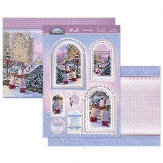 O Come Let Us Adore Him Luxury Topper Set