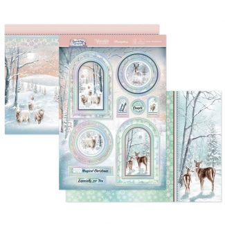 Winter Wonderland Luxury Topper Set
