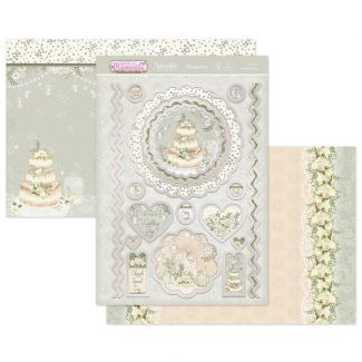 On Your Wedding Day Luxury Topper Set