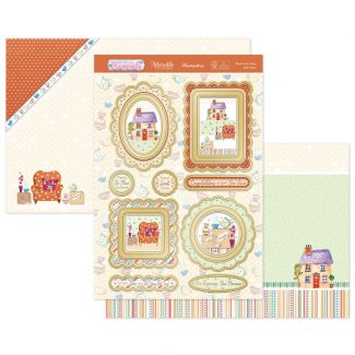 There's No Place Like Home Luxury Topper Set