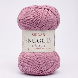 Snuggly Replay DK 50g - Blast-Off Berry