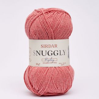 Snuggly Replay DK 50g - Rocket Red