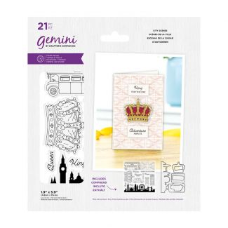 Gemini - Stamp & Die - Best Of British City Scenes