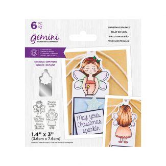 Gemini - Stamp & Die - Christmas Sparkle