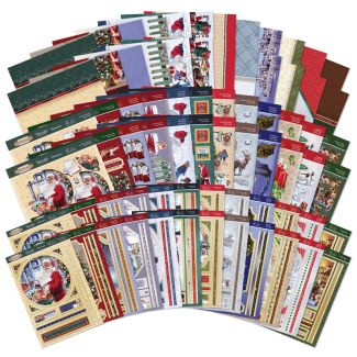 Stepping Into Christmas Designer Deco-Large Collection