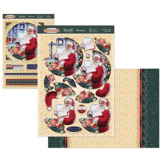 Stepping Into Christmas Deco-Large - A Jolly Christmas