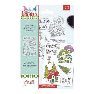 Gnome - Stamp - Gnome Village