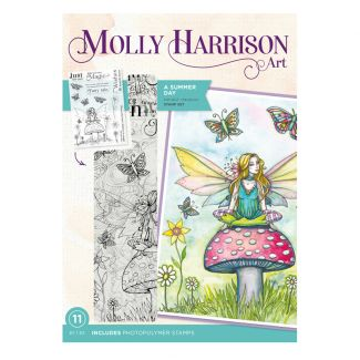 Molly Harrison Photopolymer Stamp - A Summer Day