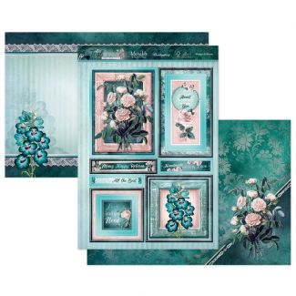 Always in Bloom Luxury Topper Set