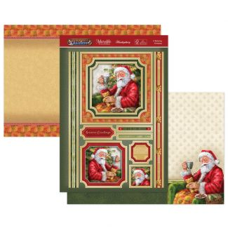 A Relaxing Christmas Luxury Topper Set