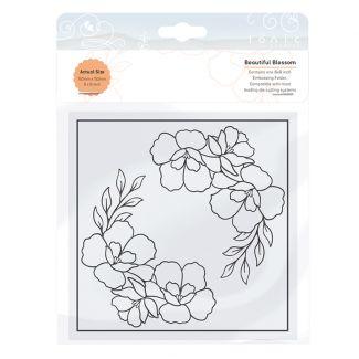Embossing Folder - Beautiful Blossom