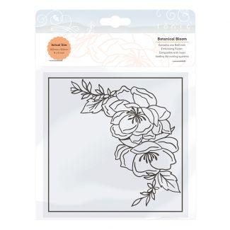 Embossing Folder - Botanical Bloom