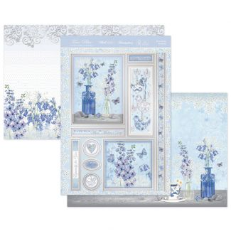 Blossoming Bluebells Luxury Topper Set