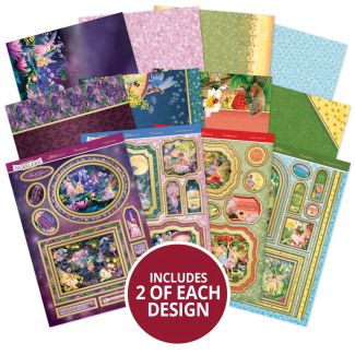 Welcome to Fairyland Mirri Magic Topper Collection
