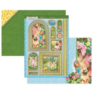 Amongst the Flowers Luxury Topper Set