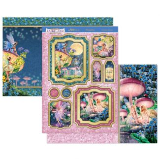 Enchanted Moments Luxury Topper Set