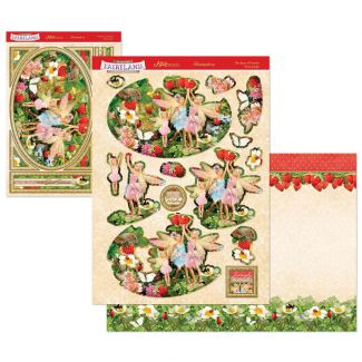 Welcome to Fairyland Mirri Magic Deco-Large Set - The Best of Friends