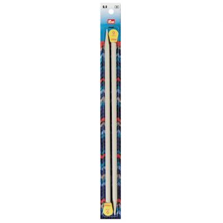 Prym Plastic Knitting Needles - 35cm x 9mm