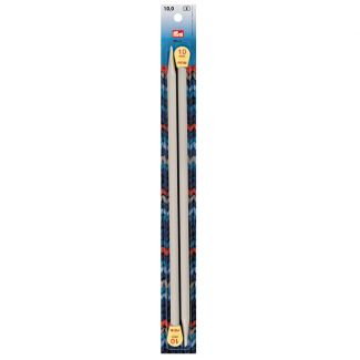 Prym Plastic Knitting Needles - 35cm x 10mm