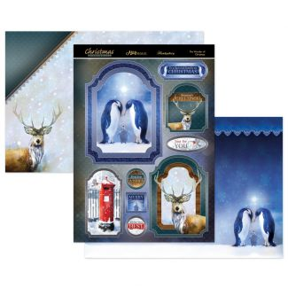 The Wonder of Christmas Luxury Topper Set