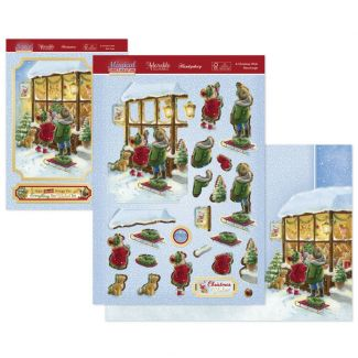 A Magical Christmas Time Deco-Large - A Christmas Wish