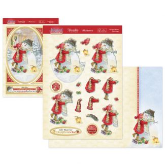 A Magical Christmas Time Deco-Large - Christmas Kisses