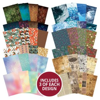 Adorable Scorable Pattern Packs Complete Collection 6