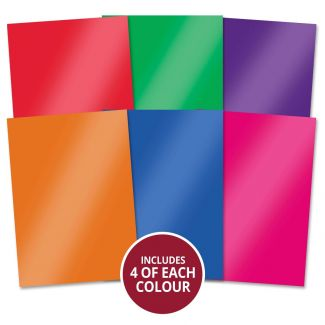 Mirri Card Essentials - Harlequin Brights