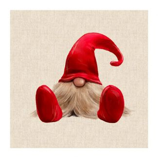 Chatham Glyn Panel - Christmas Elf