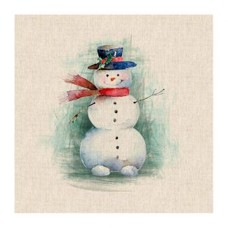 Chatham Glyn Panel - Snowman