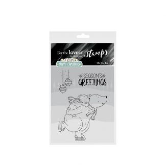 A Beary Merry Christmas For the Love of Stamps Bundle