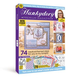 Hunkydory Design Collection Box Magazine Issue 13