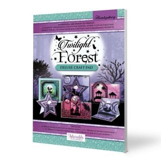Deluxe Craft Pads - Twilight Forest