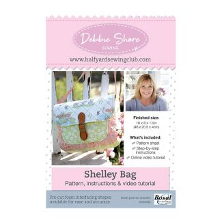 Half Yard Sewing Club - Shelley Bag Pattern