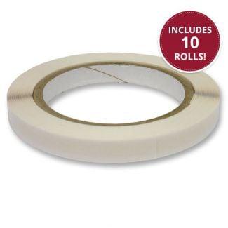 Finger-Lift Double-Sided Tape - 6mm Width - 33 Metre Roll