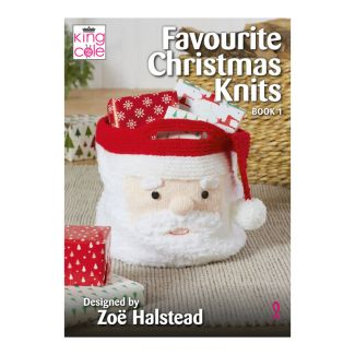 King Cole Favourite Christmas Knits Book 1