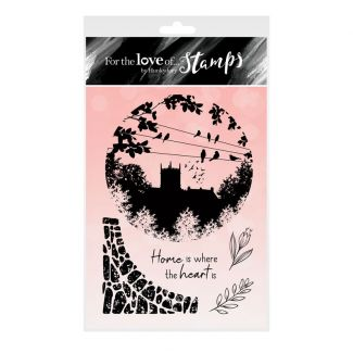 For the Love of Stamps - Bird Song