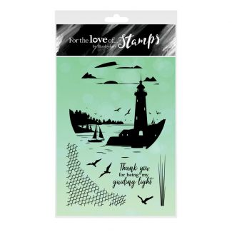 For the Love of Stamps - Lighthouse Bay