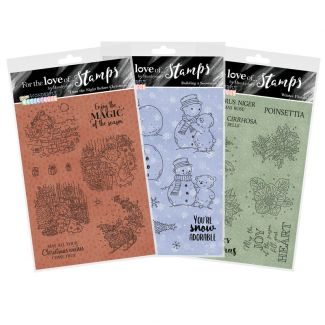 For the Love of Stamps - Wonderful Waterfalls Stamp Multibuy