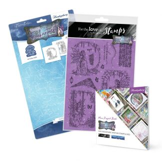Fairy Enchantment - Aperture Stamp, Die and Project Book Collection