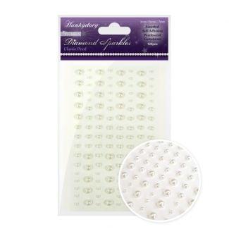 Diamond Sparkles Gemstones - Precious Pearls - Classic Pearl