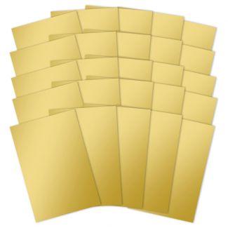 Mirri Card Megabuy - Rich Gold x 100 sheets