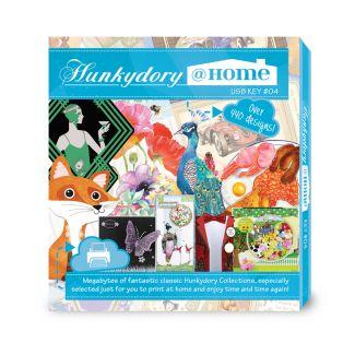 Hunkydory@Home USB Key 5