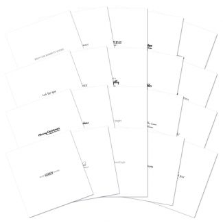Hunkydory@Home - Printable Insert Paper